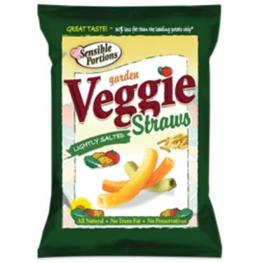 Sensible Portion Garden Veggie Straws Sea Salt