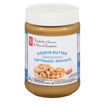 President's Choice Cookie Butter Speculoos