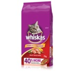 Whiskas Meaty Selections Real Chicken