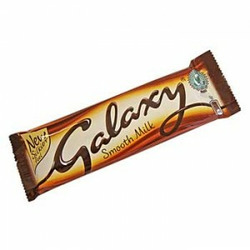 Cadbury Galaxy Chocolate Bar
