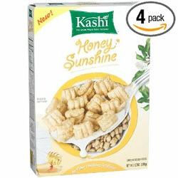 Kashi Honey Sunshine Cereal