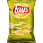 Lays Dill Pickle Chips