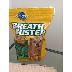Pedigree Breath buster cookies