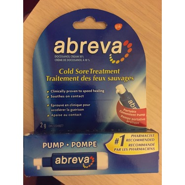 Abreva cold sore review
