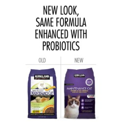 Kirkland Super Premium Maintenance Cat Chicken & Rice Formula
