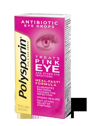 Polysporin Pink Eye Eye Drops Reviews In Remedies Familyrated