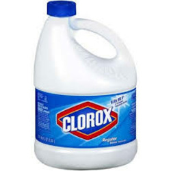 Clorox bleach cleaner
