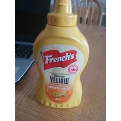 frenchs classic yellow sweet mustard