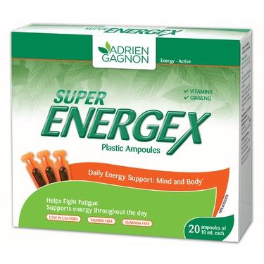 Adrien Gagnon Super Energex