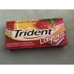 trident Layers Wild Strawberry & Tangy Citrus