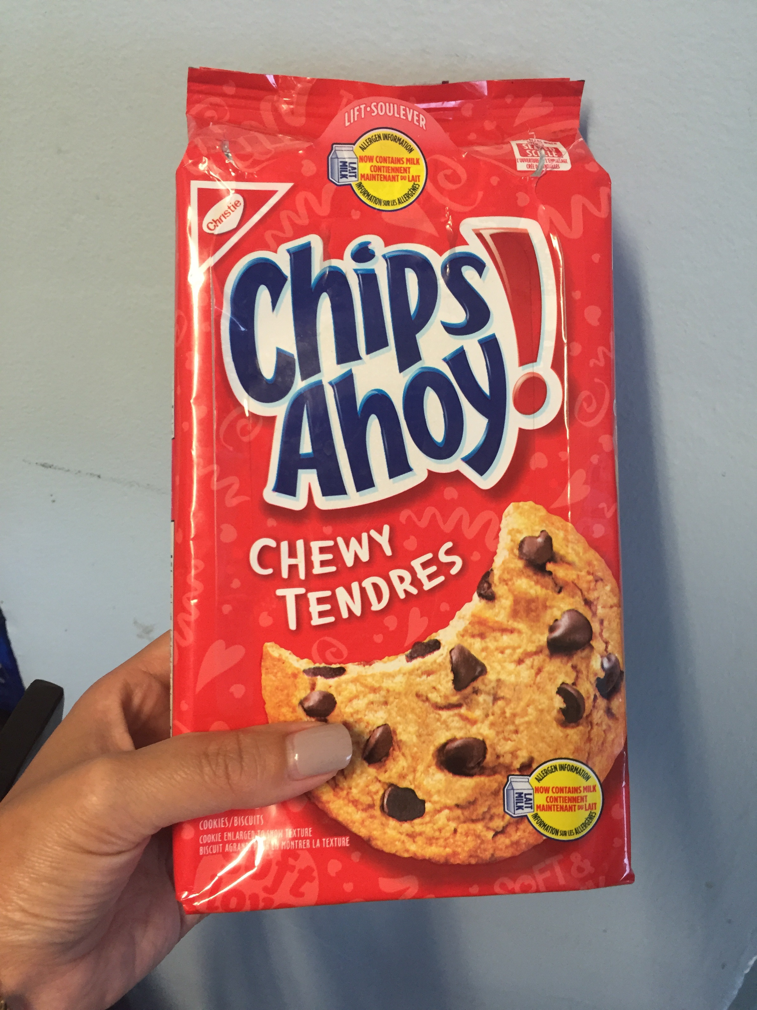 Chips Ahoy Chewy reviews in Cookies