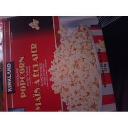 Kirkland Low-Fat Microwavable Popcorn