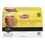 Lipton Indulge Rich Black Tea K-Cup Packs