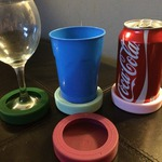 Umbra Grab and Go Coasters