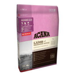 Acana Lamb And Okanagan Apple Dry Dog Food