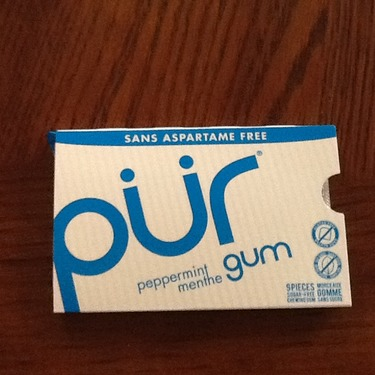 PUR Gum in Peppermint