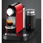 Nespresso CitiZ&Milk;Fire Engine Red