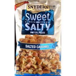 Snyders Sweet & Salty Pretzel Bites