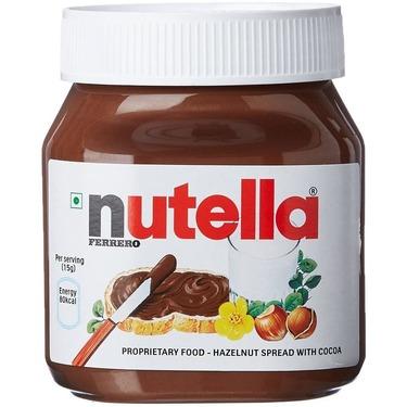 Nutella Hazelnut Spread