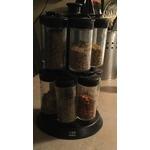 Home presence spice rack