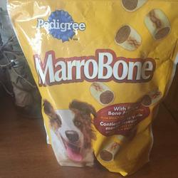 pedigree marrow bones
