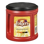 Folgers Mountain Roast Coffee