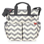Skip Hop Chevron Duo Diaper Bag