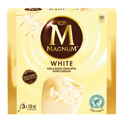 Magnum White Ice Cream Bars