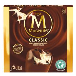 Magnum Classic Ice Cream Bars