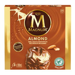 Magnum Almond Ice Cream Bars