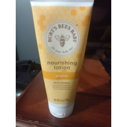Burts bees baby bee skin nourishing lotion original