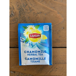 Lipton Camomile Herbal Tea