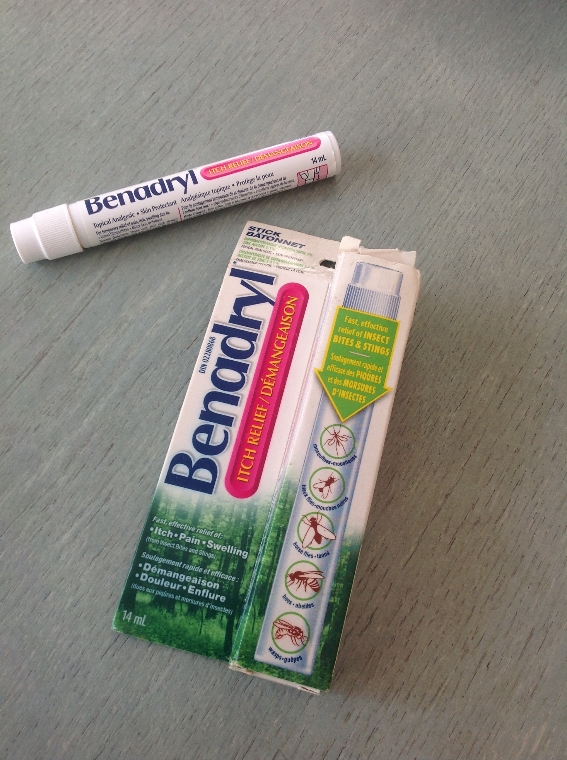 Benadryl Itch Relief Stick Reviews In