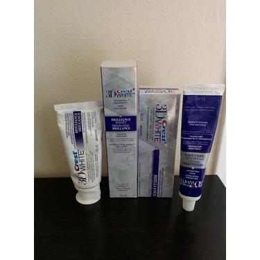 Crest 3D White Brilliance Toothpaste
