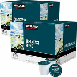Kirkland Signature Breakfast blend K cups
