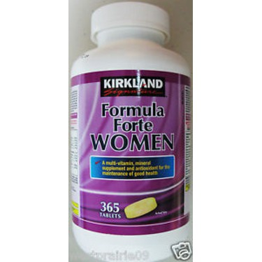 kirkland formula for women reviews in vitamins minerals familyrated
