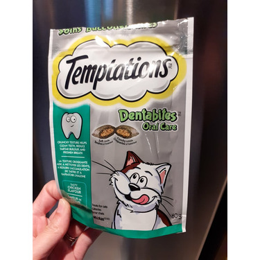 Temptations Dentabites Cat Treats