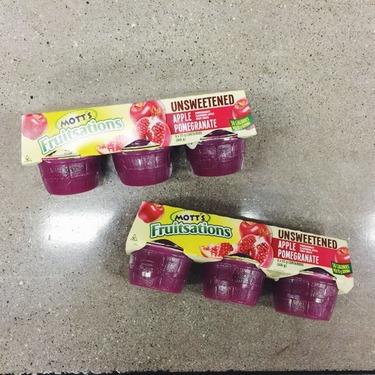 Motts Fruitsations Apple Pomegranate Unsweetened