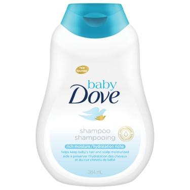 Baby Dove Rich Moisture Shampoo