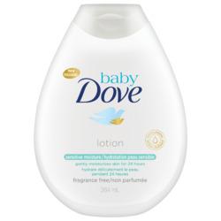 Baby Dove Sensitive Moisture Lotion