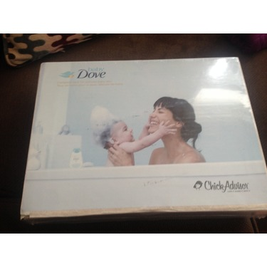 Baby Dove Sensitive Moisture Wipes