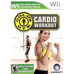 Gold's Cardio Workout