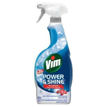 Vim Power & Shine Bathroom Spray