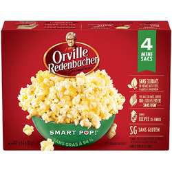 Orville redenbacher 100 cal microwave pouch