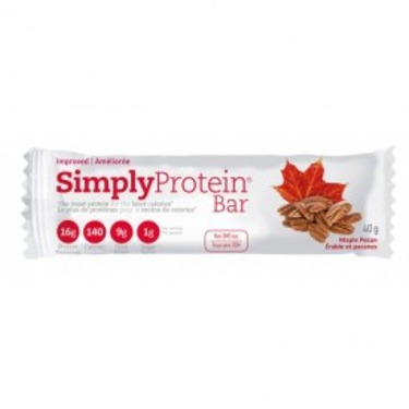 Simply Protein Maple Pecan Bar