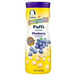 Gerber Puffs Blueberry