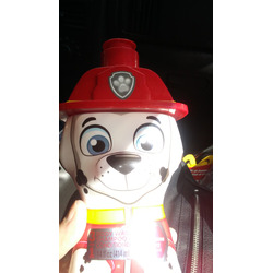 Paw Patrol Bubble Bath