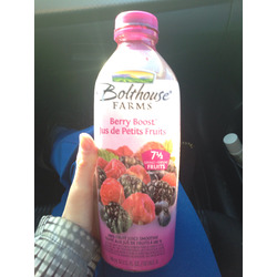 Bolthouse Farms Berry Boost Smoothie