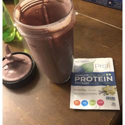 PROFI Complete Plant-Based Vegan Protein Powder Chocolate