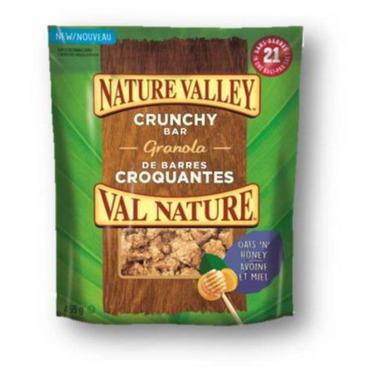 Nature Valley Crunchy Bar Oats 'n' Honey Granola